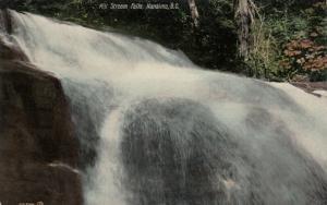 NANAIMO , B.C. , 1900-10s ; Mill Stream Falls #2