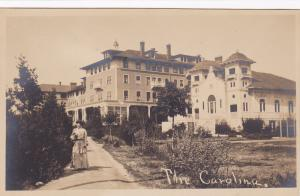 RP: PINEHURST , North Carolina , 1901-07 ; The Carolina