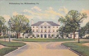 Virginia Williamburg Williamsburg Inn 1940