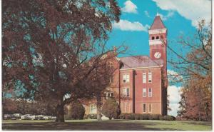 TILLMAN HALL, The Administration Building, Clemson University, Clemson, SC
