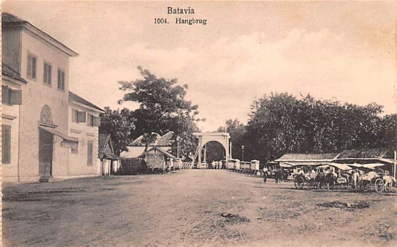 Batavia Indonesia, Republik Indonesia Hangbrug Batavia Hangbrug