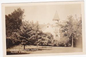 RP: MILNOR , North Dakota , 30-40s ; Ashbury Methodist Church