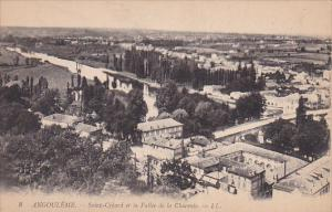 Saint-Cybard Et La Vallee De La Charente, ANGOULEME (Charente), France, 1900-...