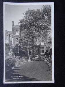Hampshire Winchester SOUTHGATE HOTEL - Old RP Postcard