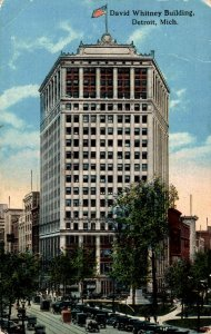 USA David Whitney Building Detroit Michigan Posted to Holland 03.04