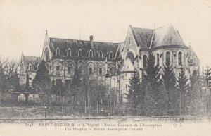 SAINT DIZIER , France , 00-10s ; L'Hopital