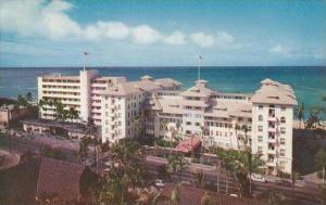Hawaii Big Island Hawaii Two Of Hawaiis Famous Hotels The Moana And The Surf ...
