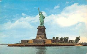 USA Statue of Liberty, Monument New York City 1970