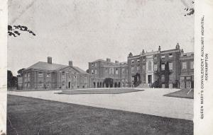 Queen Marys Hospital Romehampton London WW1 1915 Postcard