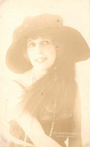 Mistinguett~Jeanne Florentine Bourgeois~French Actress~Insured Legs~1916 RPPC