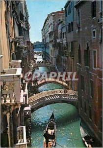 Modern Postcard Venice Canal Canonica