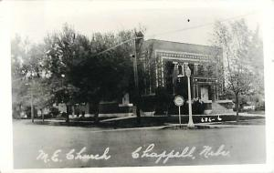 RPPC of the M.E. Church in Chappell Nebraska NE
