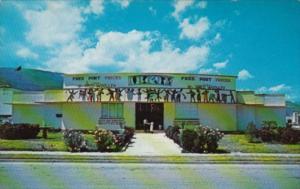 Haiti Port-au-Prince The Gift Fair Shop