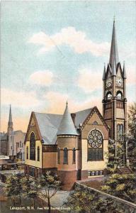 New Hampshire   Lakeport  Free Will Baptist Church