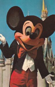 Mickey Mouse, Welcome to Fantasyland, DISNEYWORLD, 1970´s
