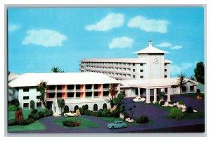 The Nassau A Gill Hotel Nassau Bahamas Vintage Standard View Postcard