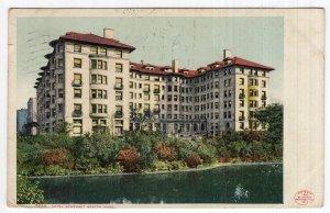 Boston, Mass, Hotel Somerset