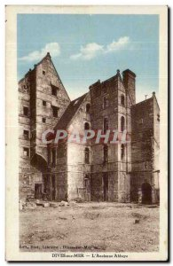 Dives knew Islands - The Abbey - Old Postcard