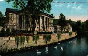 CPA AK Bad Kissingen- Kgl. Kurhaus Regentenbau GERMANY (887047)