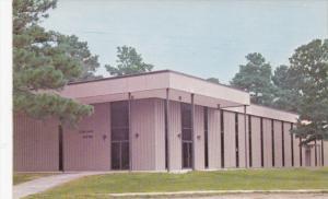 Copeland Center , PALESTINE , Texas , 50-60s