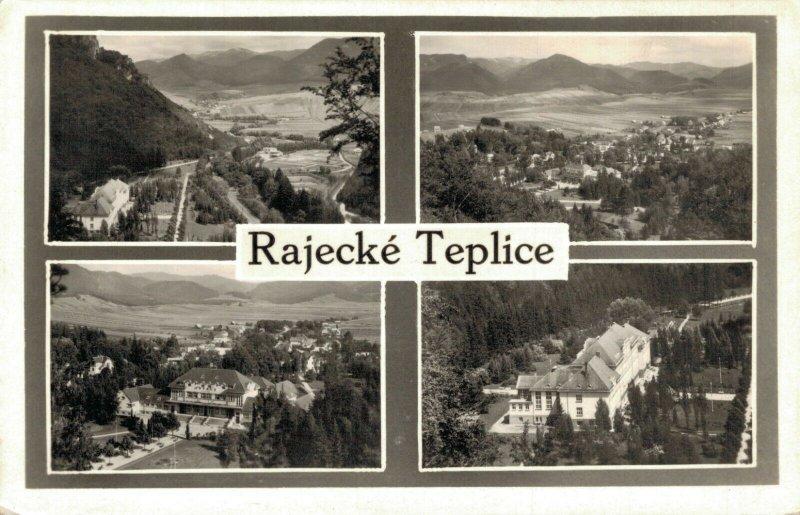 Czech Republic Rajecké Teplice 03.26