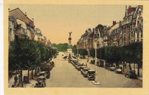 REIMS, Marne, France, 1900-1910´s; Place D´Erlon
