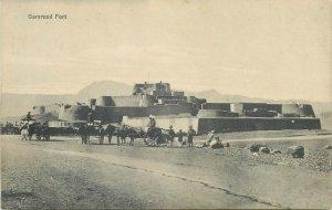 PAKISTAN Gamrood Fort early postcard
