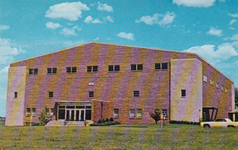Nebraska Wayne Rice Health & Pysical Education Building Wayne State College