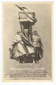 Phanteon De La Guerre,Monument Aux Morts (Fragment),Paris,France,00-10s