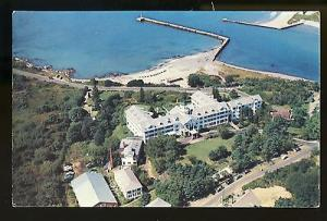 Kennebunkport, Maine/ME Postcard, The Colony Resort, 1954!