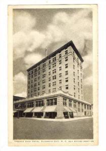 Virginia Dare Hotel, Elizabeth City, North Carolina, PU-1937