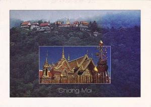 Thailand Chiang Mai Phra That Doi Suthep