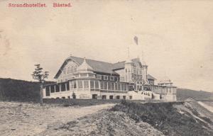 Strandhotellet, BASTAD, Sweden, 1910