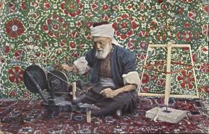 Native Mohammedan Craftsmen, Islamic Expo in Munchen (1910) I