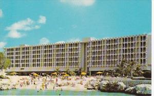 Netherland Antilles Curacao Willenstad The Hilton Hotel