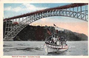 Maid of the Mist - Niagara Falls, New York