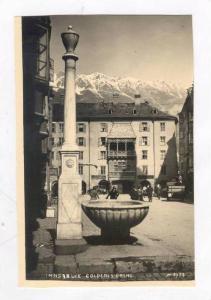 RP  Innsbruck, Austria, PU-1950   Goldenes Dachl