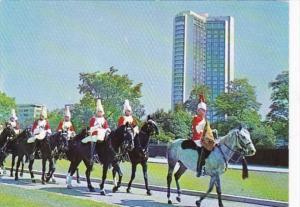 England Londoin Hilton Hotel Park Lane