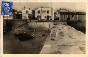 CPA  Ile de Ré - Ile de Re - Rivedoux-Plage - Un Coin du Port  (480686)