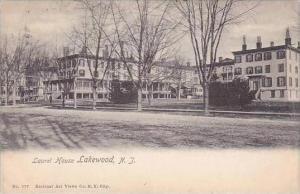 New Jersey Lakewood Laurel House 1906