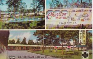 Georgia Folkston Charlton Motel
