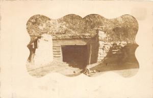 F13/ Occupational RPPC 2 Postcards c1910 Coal Mine Entrance? 4