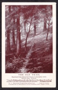 The Old Trail - Harold Bell Wright / Augustana Book Concern reading list