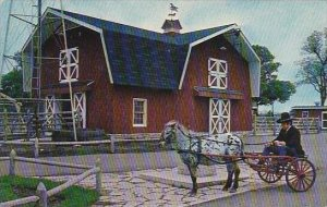 Illinois Aurora Model Illinois Barn In Pioneer Farm