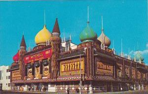 The World's Only Corn Palace Is Located In Mitchell South Dakota 1963