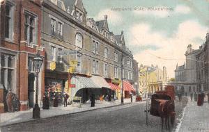 Folkestone Sandgate Road Parsons Library