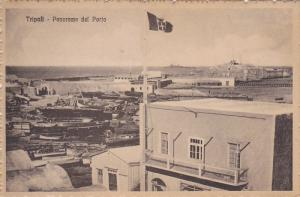 TRIPOLI , Italy , 00-10s : Panorama del Porto