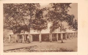 New Market Virginia~Endless Caverns Lodge~Stone Pillar Shelter~Tea Room~1940s PC