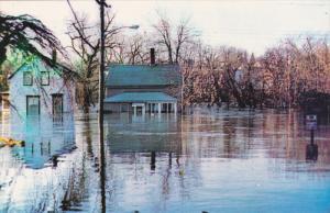 Newberry Street , Great Flood of 1987 , AUBURN , Maine