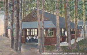 MANCHESTER , New Hampshire , PU-1918 ; Restaurant, Pine Island Park